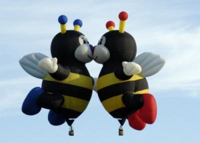 Bees Kissing